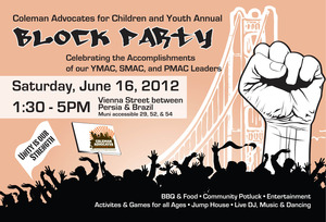 YMAC BLOCK PARTY FLYER2012 psd 2