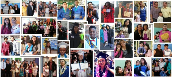 Large Grad collage no logo