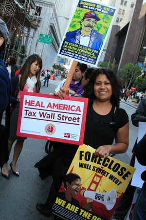 Karen- Foreclosure on Wall Street 2